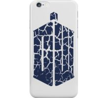 Doctor Who - Logo #2 iPhone Case/Skin
