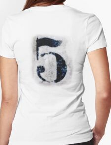 Dirty five, Filthy 5, NUMBER 5, FIFTH, 5, FIVE, Competition, TEAM SPORTS, T-Shirt