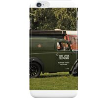 Post Office Telephones Van iPhone Case/Skin