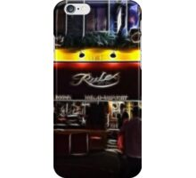 Rules - Oldest restaurant in London iPhone Case/Skin
