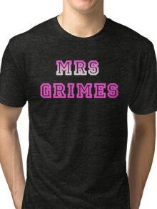 Mrs Grimes Tri-blend T-Shirt