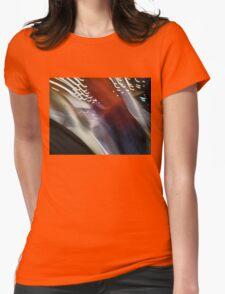 Fresh Light #4 Womens Fitted T-Shirt