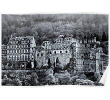 Heidelberg Castle Poster