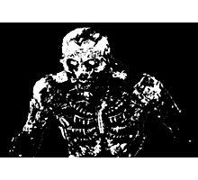 Dead Man Photographic Print
