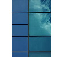 Cloud in a window Photographic Print