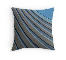 Warp Throw Pillow