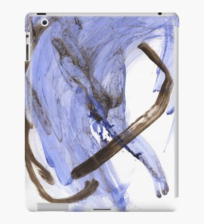 Oil and Water #45 iPad Case/Skin