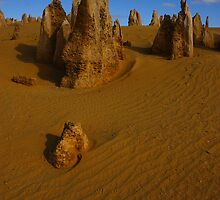 The Pinnacles by blueeyesjus
