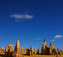 Nambung National Park by blueeyesjus