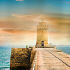 Light house  by Vilma Bechelli