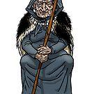 ancient sardinian woman by sirbonessa