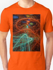 ©DA FS Orange Wave CV2DFX. T-Shirt