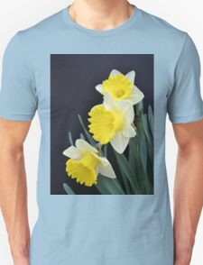 Three Daffodils Unisex T-Shirt