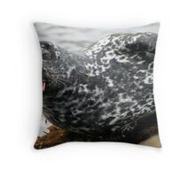 Cambria Seal Throw Pillow