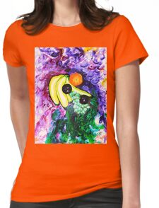 Mixed Fruit Womens Fitted T-Shirt