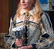 """Royalty At The Renaissance Faire"" by Gail Jones"