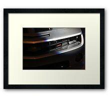 SSpot Light Framed Print