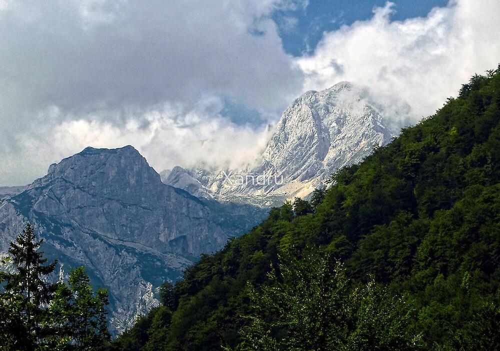 Julian Alps 2 by Xandru