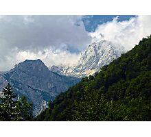 Julian Alps 2 Photographic Print