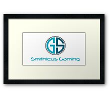 Smithicus Gaming Framed Print