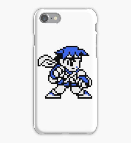 Sakura - Street Fighter Sprite iPhone Case/Skin