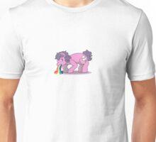 Rainbow Barf Pony Unisex T-Shirt