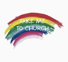 Take Me To Church Kids Clothes