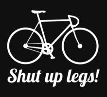 Shut up legs! by BonniePortraits