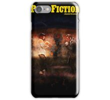 Pulp Fiction - Alternative Movie Poster iPhone Case/Skin