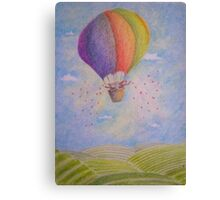 Balloon's Bears Canvas Print