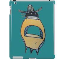 Chimanea Bob iPad Case/Skin