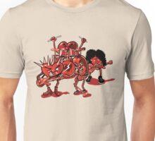 Angry Hearts Club Band T-Shirt