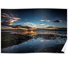 Beauly Firth Sunset Poster