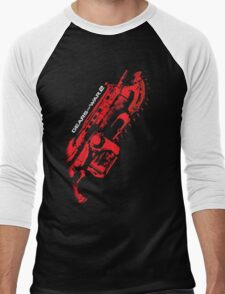 Gears Of War T-Shirt Men's Baseball ¾ T-Shirt