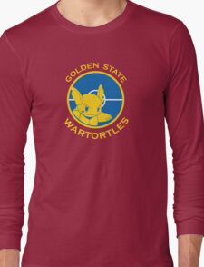 Golden State Wartortles Long Sleeve T-Shirt