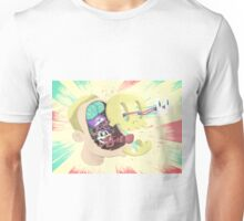 Exploding skull Unisex T-Shirt