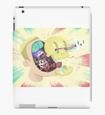 Exploding skull iPad Case/Skin