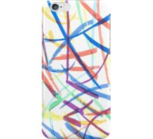 Happy Chaos iPhone Case/Skin