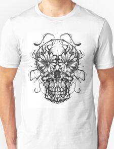 Mirror skull Unisex T-Shirt