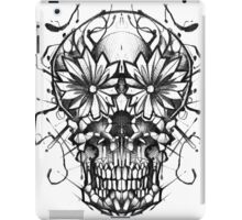 Mirror skull iPad Case/Skin