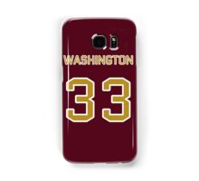 Washington Football (II) Samsung Galaxy Case/Skin
