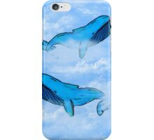 Sky Whales iPhone Case/Skin