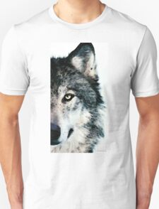 Wolf Art - Timber Unisex T-Shirt