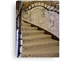 59 rue de Rivoli Canvas Print
