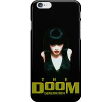 the doom generation iPhone Case/Skin