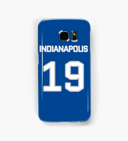 Indianapolis Football (I) Samsung Galaxy Case/Skin