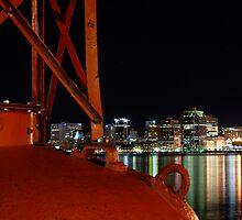 Halifax Skyline by matthewsinger