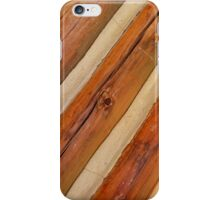 Log Cabin in the Woods iPhone Case/Skin