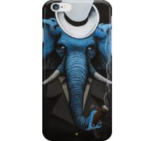 Classy elephant iPhone Case/Skin