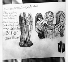 Weeping Angles : Don't Blink by sagata